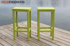 Easy DIY Stool Plans - Rogue Engin