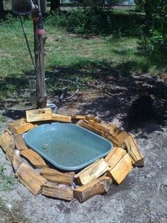 Doggie Swimming Pool / Water Bowl