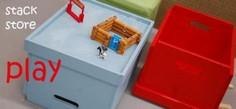 Stacking Toy Boxes Tutorial