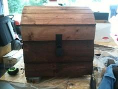 ARRR! Treasure chest toybox Tutori