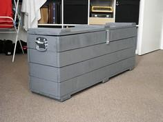 Very Cheap, Very Easy Storage Ches