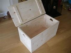 Simple Toy Box Tutorial