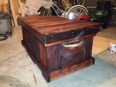 Pallet Chest tutorial