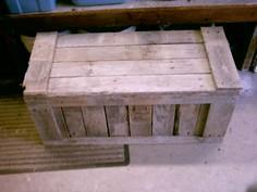 Pallet Trunk tutorial