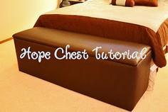 Extra Large Hope Chest/ Storage Be