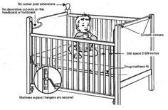 how to build a crib