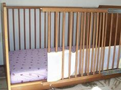 Tutorial - Crib Modification for Accessibility