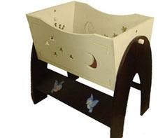 DIY Baby Cradle Tutorial
