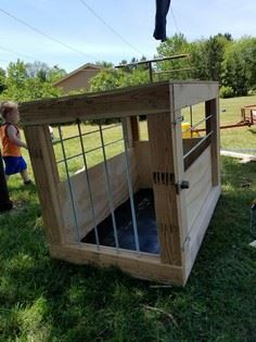 Houdini Dog Kennel