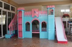 Castle Themed Bunk Bed