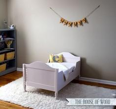 Build a Tatum Toddler Bed