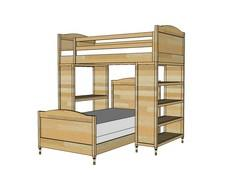 Build a Chelsea Twin Bed or Bottom