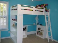 How to Build a Loft Bed | Free and