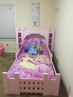 Castle Bed - Twin Size