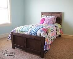 Emme Twin Bed