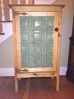 Upcycling: From Pallets to Pie Safe