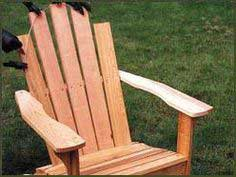 D.I.Y.: Adirondack Chairs