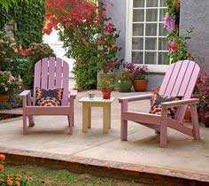 Build a Home Depot DIH Workshop Adirondack Chair