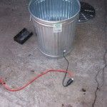 Make yourself an inexpensive homemade smoker