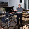 Build Your Own Backyard Smoker