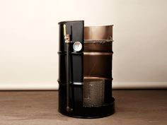 Build Your Own Smoker From a 55-Gallon Drum