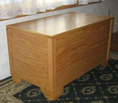 Make A Blanket Chest