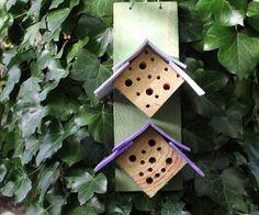 Home-made Insect Hotel