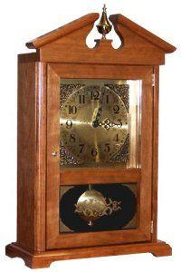 Free Mantel Clock Plans