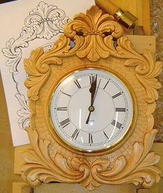 Norwegian Clock – tutorial