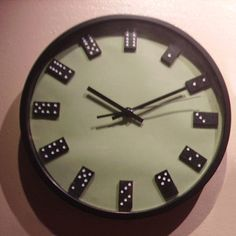 DOMINO TIME clock tutorial