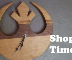 Star Wars Wall Clock tutorial