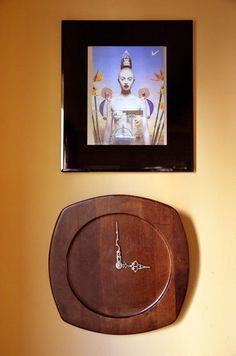 Wooden Plate Clock Tutorial