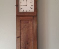 Shaker Wall Clock tutorial