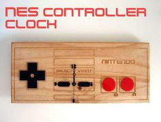 NES Controller Clock tutorial