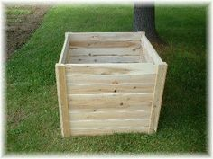 Making a compost box