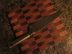 Homemade Cutting Boards