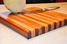 DIY Butcher Block Cutting Board