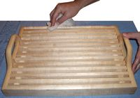 How to Build a Bread Tray