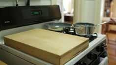 Stovetop / Countertop cutting board