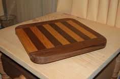 Cutting Board (with breadboard ends)