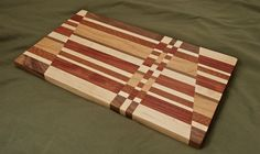 Scrap-Wood Cutting Board