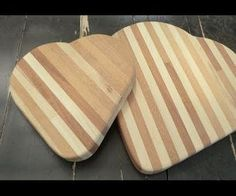 Heart Shaped Cutting Boards