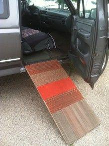 How To Make A Dog Ramp For Truck, Quickly And Cheap