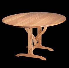 Free Plan: Folding Vineyard Table