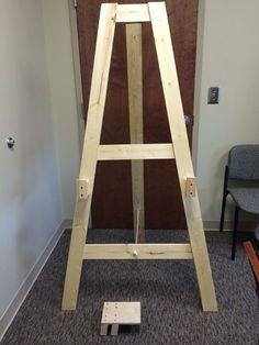 Big Screen Easel Stand