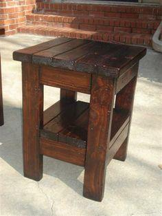 Free End Table Plans PlansPincom - End table with drawer plans