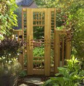 Easy Weekend Garden Gate
