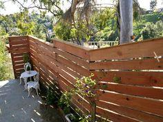 Build a Horizontal Plank Fence