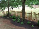 Build a Classic Picket Fence