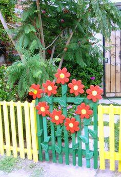 Fun Flower Gate
